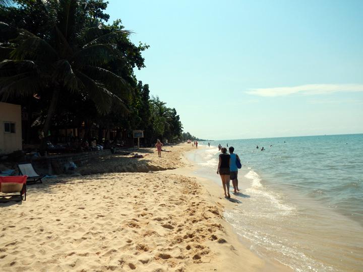 Duong Dong Vietnam strand