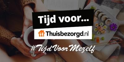 Tijd voor mezelf Thuisbezorgd.nl