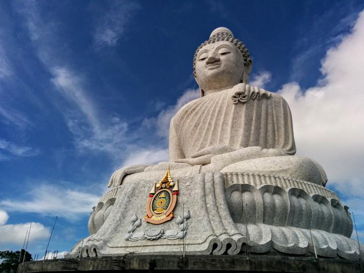 Big Boeddha van Phuket