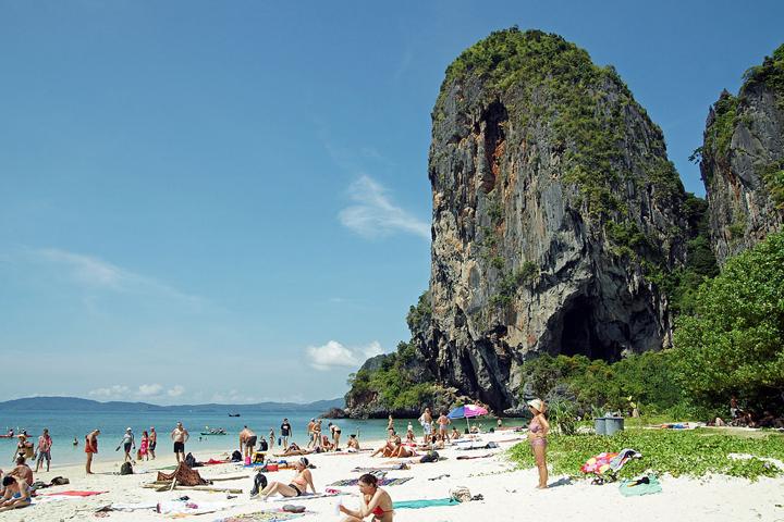 Krabi Thailand strand