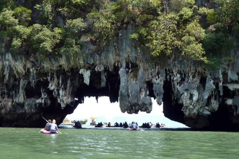 Phang Nga Phuket in Thailand