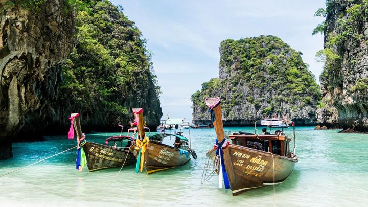 Phuket eiland Thailand