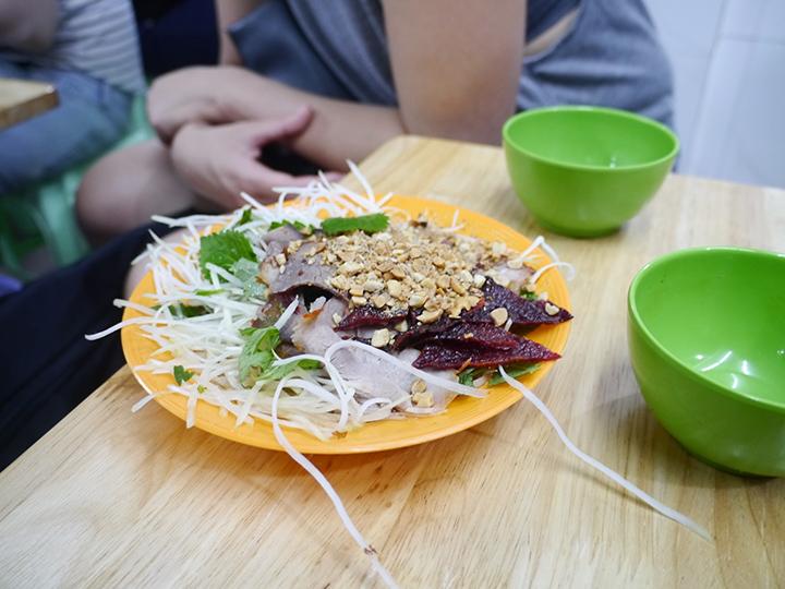 Nom Thit Bo Kho Hanoi