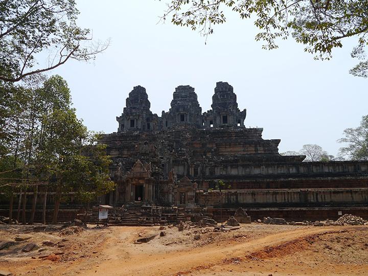 Ta Keo Angkor Wat