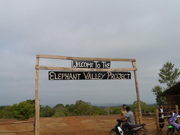 Elephant Valley Project Cambodja